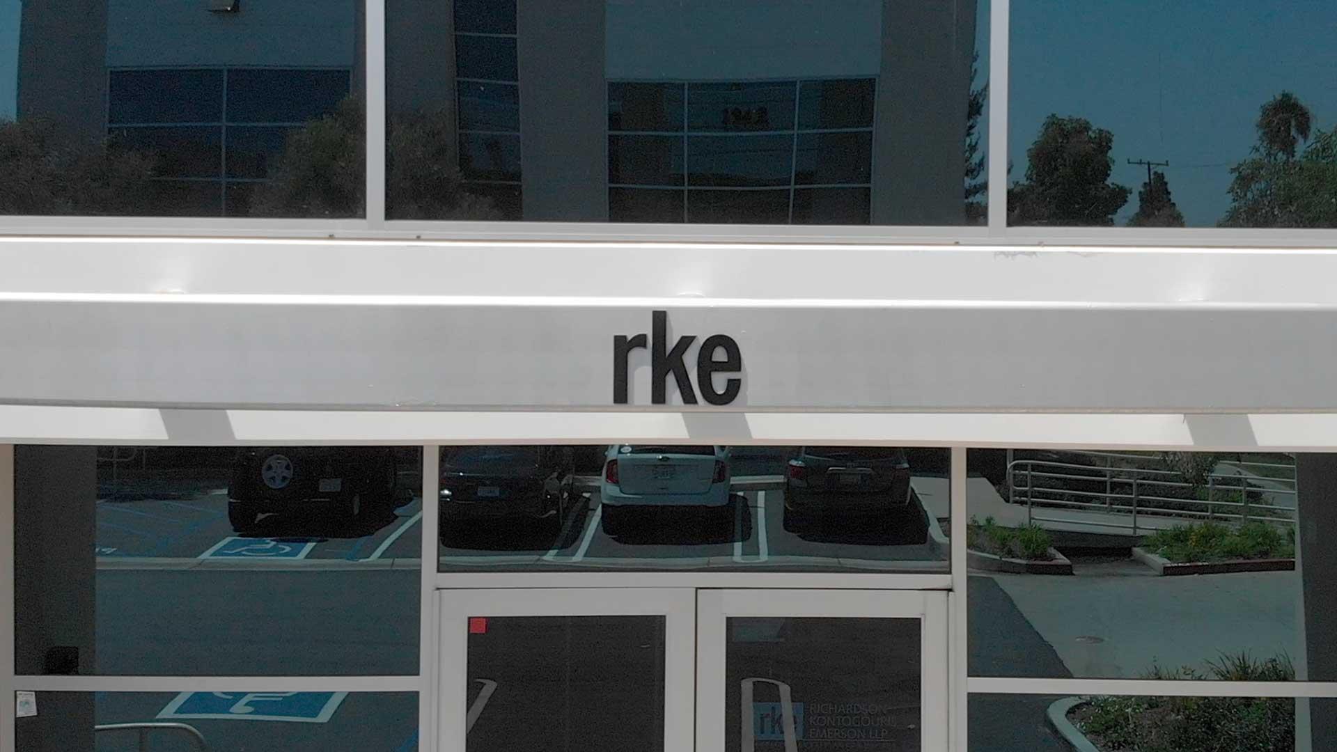 RKE Building - Front